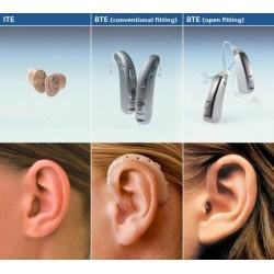 Ακουστικά Ενίσχυσης Ακοής