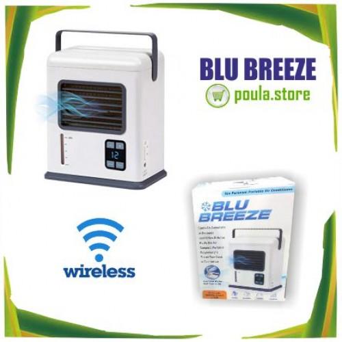 Blu Breeze Φορητό MINI κλιματιστικό USB-Μπαταρίες