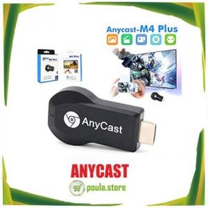 Anycast M4 Plus Ασύρματη μετάδοση βίντεο IOS & Android HDMI Media Video 1080P