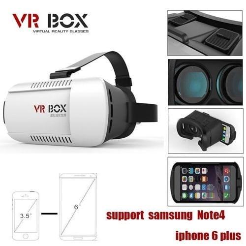VRBOX E30 Μάσκα 3D Εικονικής Πραγματικότητας Smartphone 4.7″-6″