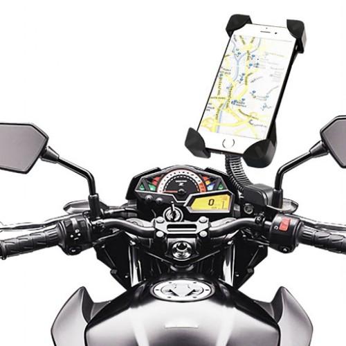 Ευέλικτη βάση κινητού για Μηχανάκι - Ποδήλατο BoBiLife