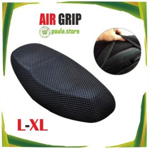 Air Grip Αεριζόμενο αντιολισθητικό κάλυμμα σέλας L-XL