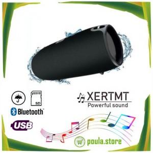 BT XERTMT Φορητό αδιάβροχο ηχείο-gadjet για τις διακοπές σας