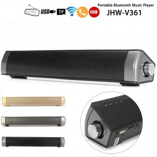 Ηχείο φορητό Soundbar JHW-V361 Bluetooth Wireless USB