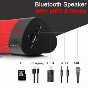 Νέο ηχείο Bluetooth Y38 Big 10W Power 1800mAh 3D Stereo Woofer Sound Ba