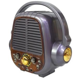 MEIER M-178BT Φορητό FM RADIO bluetooth