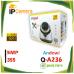 Andowl Q-A236 Κάμερα Ασύρματη IP Full HD 5.0mp Wifi