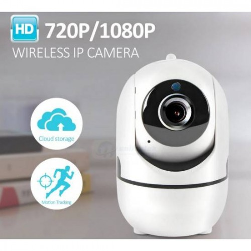 QC3 Έξυπνη mini κάμερα ασύρματη wifi παρακολούθησης με πλήρη κίνηση 1080p