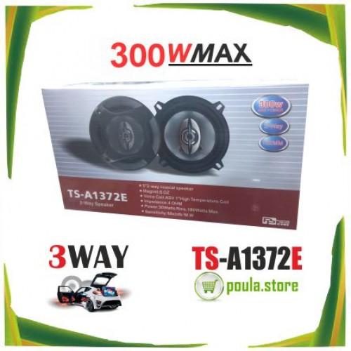 """TS-A1372E Ηχεία 5"""" αυτοκινήτου 300W πόρτας"""