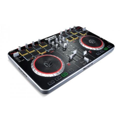 Κονσόλα Mixtrack Pro II 2-Channel DJ Controller με κάρτα ήχου
