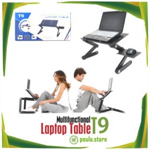 T9 Multifunctional Laptop Table