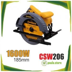 Worksite CSW206 Χειροκίνητο Κυκλικό Πριόνι 185mm 1600W