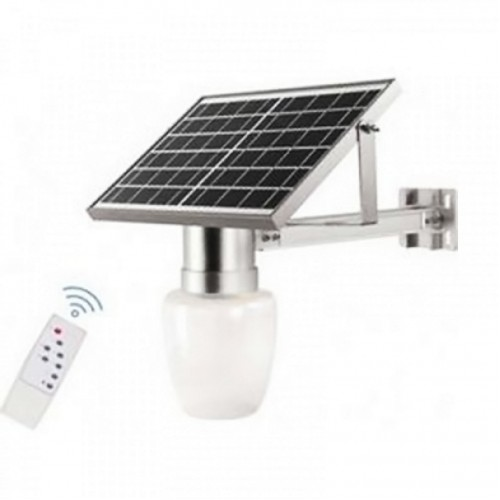 Ηλιακό Σύστημα Φωτισμού 20LED Αλουμινίου 10W IP65 JD-9908