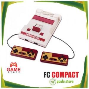 LH6 Fc Compact Retro Οικογενειακή Κονσόλα Video Game 2000 παιχνίδια