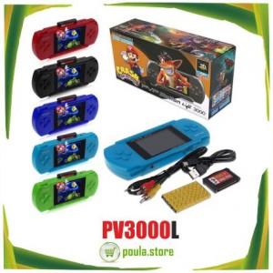 PVP-3000 Παιχνιδομηχανή Station Light 3000 2.8″ LCD 3D