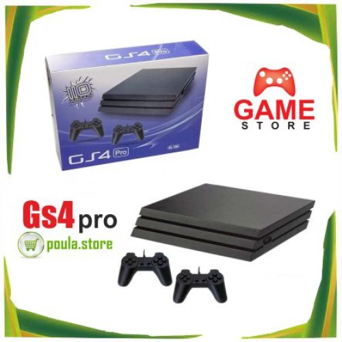 Game Station 4 GS4 PRO κονσόλα 200 παιχνιδιών G144 8 Bit