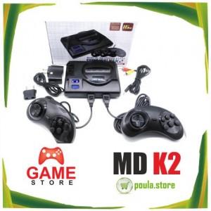 MD-K2 Κονσόλα Super Mini–168 Παιχνίδια-2 Χειριστήρια