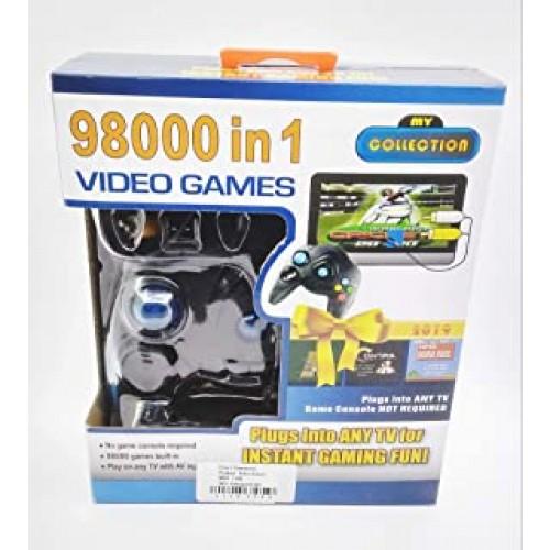 DIRECT 98000 σε 1 Επιτραπέζιο Ενσωματωμένο τηλεοπτικό παιχνίδι