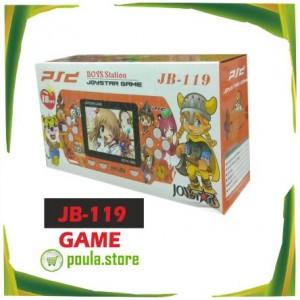 PS2 JB-119 Κονσόλα παιχνιδιών χειρός