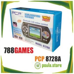 8728A Ψηφιακό σύστημα παιχνιδιών Bluetooth 788in1