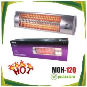 Muhler MQH-12Q Επιτοίχια θερμάστρα χαλαζία 1200W