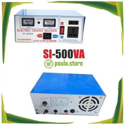 SI-500VA Solar 300 WATTS AC Inverter 12V-220V