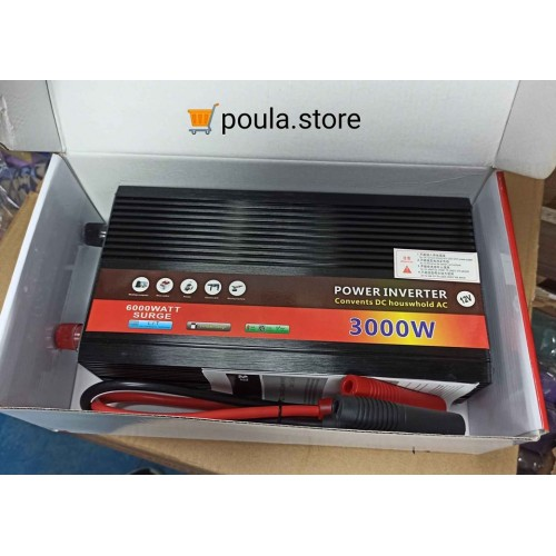 INVERTER 12V PILILONG 3000W LIT TECHNOLOGY