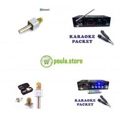 Karaoke-Packets