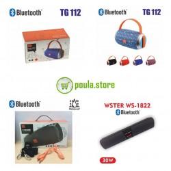 Bluetooth Ηχεία Φορητά