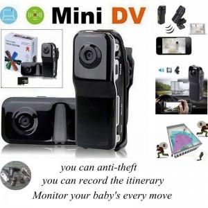 Μίνι Κρυφή Κάμερα & Καταγραφικό Ήχου Super Micro Camcorder & Voice Recorder