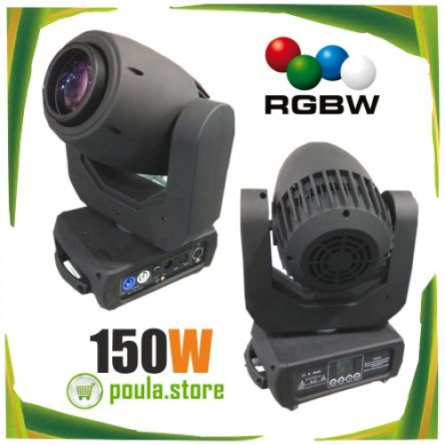 LED SPOT ROBOT 150W WILDSTAR