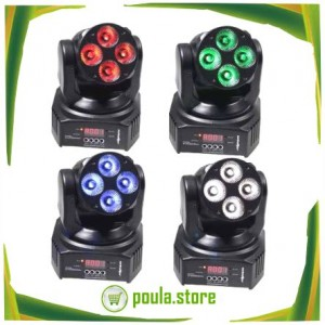 Mini LED Mouving Head 72W