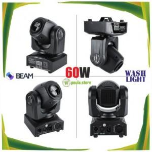 ROBOT LED BEAM WASH 60W