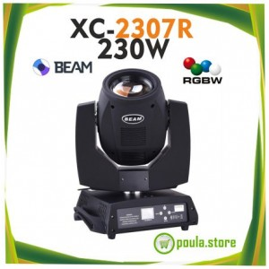 BEAM MOVING HEAD XC-230 7R Wildstar