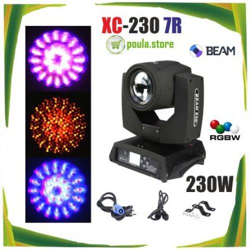 BEAM MOVING HEAD XC-230 7R Wildstar 230W