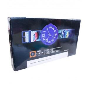 Παιδικό αναλογικό ρολόι τοίχου ToyS Factory 64x20cm