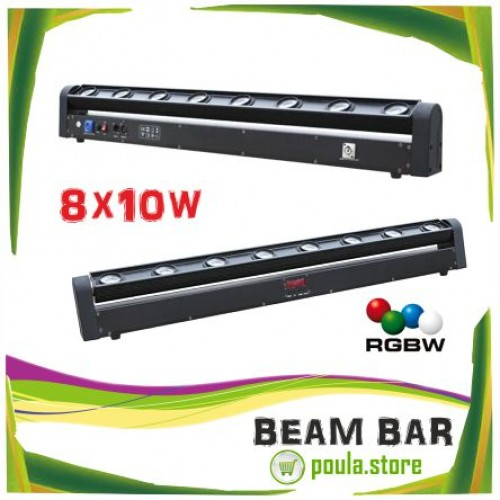 SOUND BAR 1M. DMX LED BEAM RGBW 80W