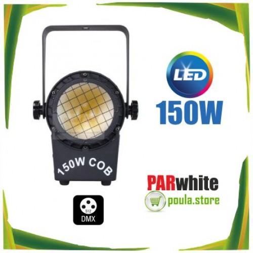 150W COB Spotlights DMX512 LED PAR dj