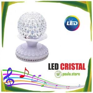 Led crital ball κινούμενο Spot