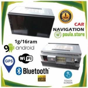 ΟΘΟΝΗ ΑΥΤΟΚΙΝΗΤΟΥ ANDROID 9-GPS-BLUETOOTH-USB 1G/16Ram