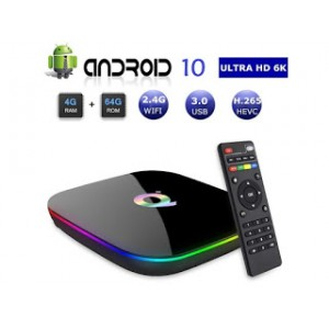 Android TV Box 6K Android 10 Q-S99 4-64GB