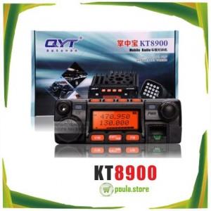 KT-8900 QYT Πομποδέκτης αυτοκινήτου/βάσης VHF/UHF