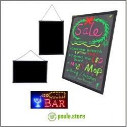 Διαφημιστικές Επιγραφές-Πινακίδες