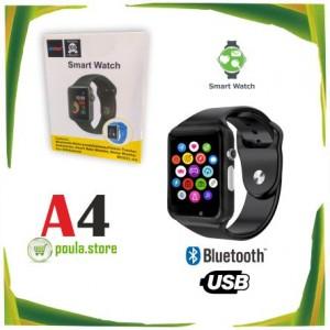 A4 Smart Watch για όλα Smartphones Bluetooth