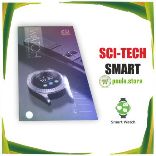 Smart Watch Sci-Tech music